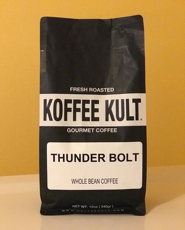 Koffee Kult Thunderbolt